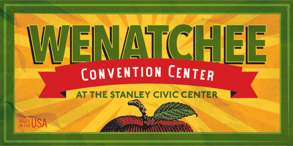 Wenatchee Convention Center Logo