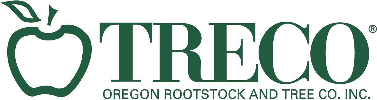 TRECO Oregon Rootstock & Tree Co. Inc. Logo
